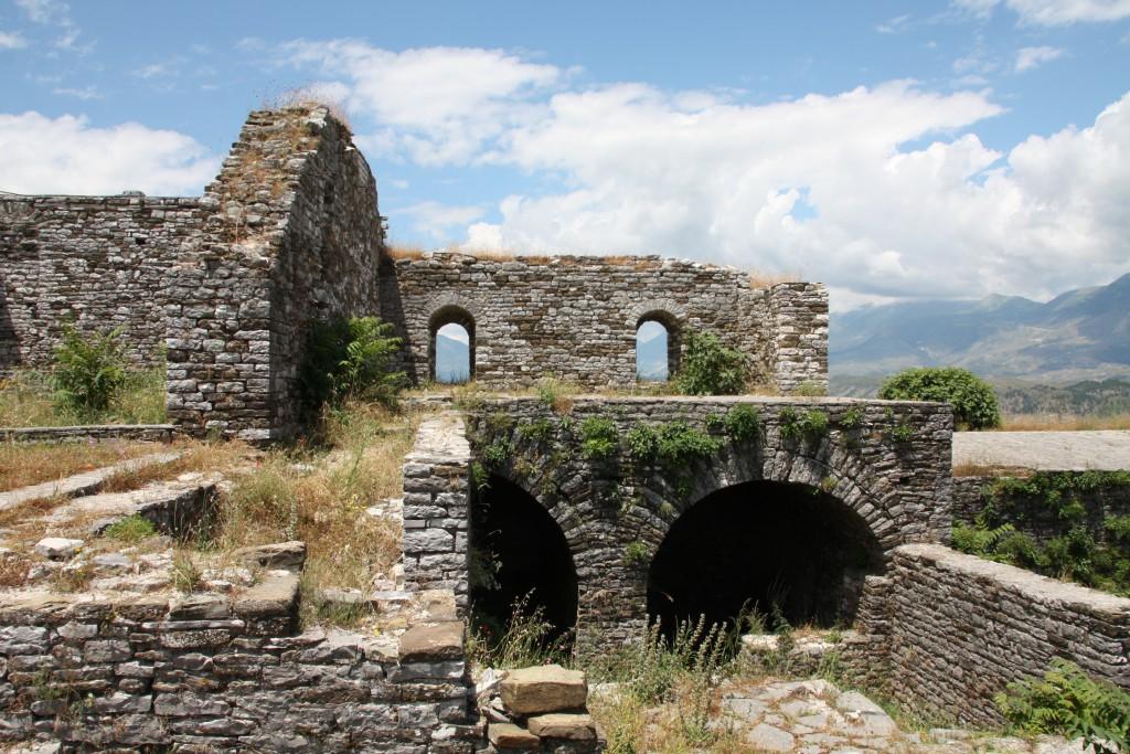 Gjirokastër Castle.