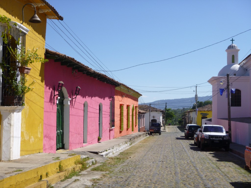El Salvador - Suchitoto