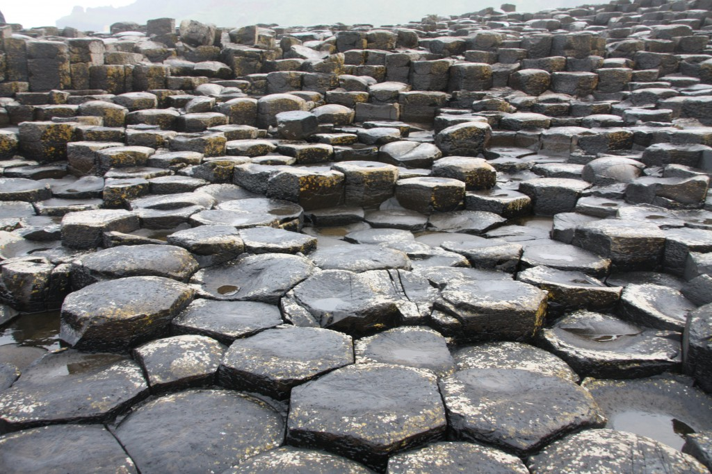Storbritannia - Giants Causeway