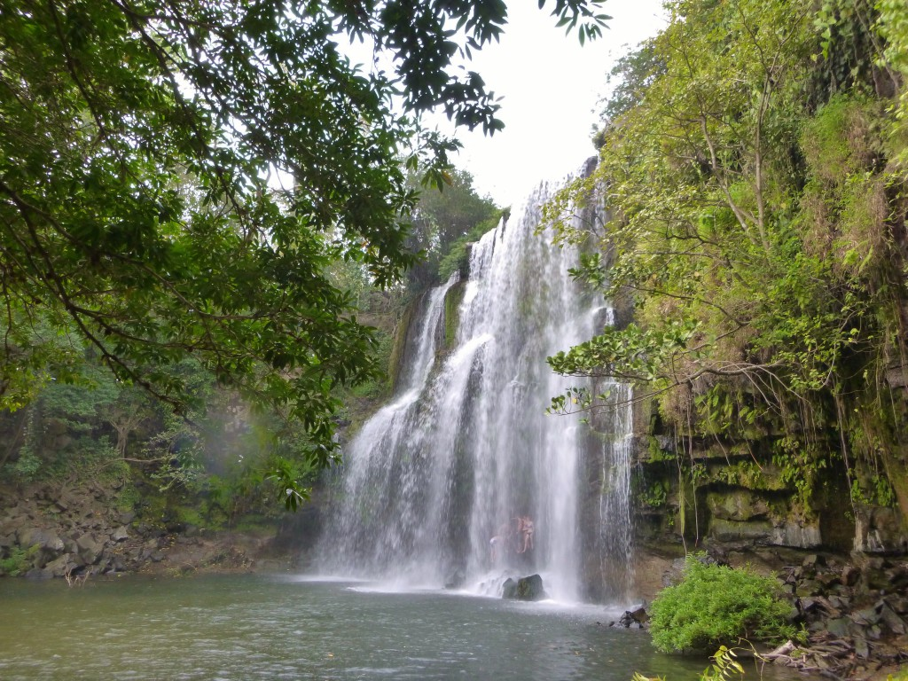 Foss i Costa Rica.