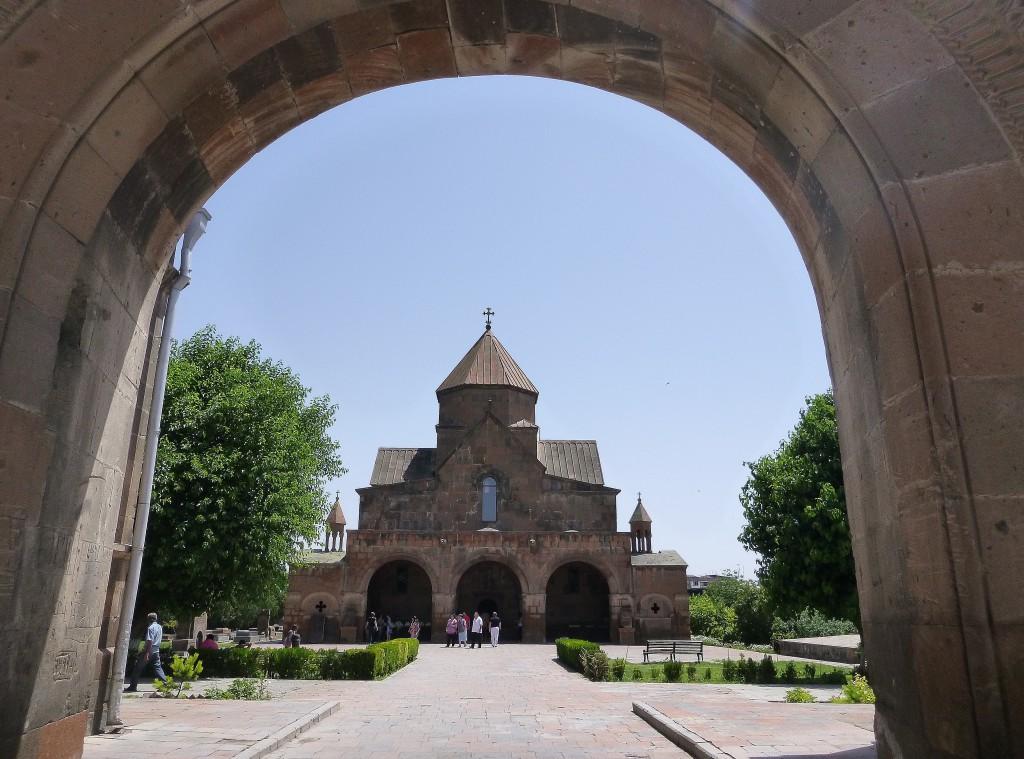 Armenia - Surp Gayane
