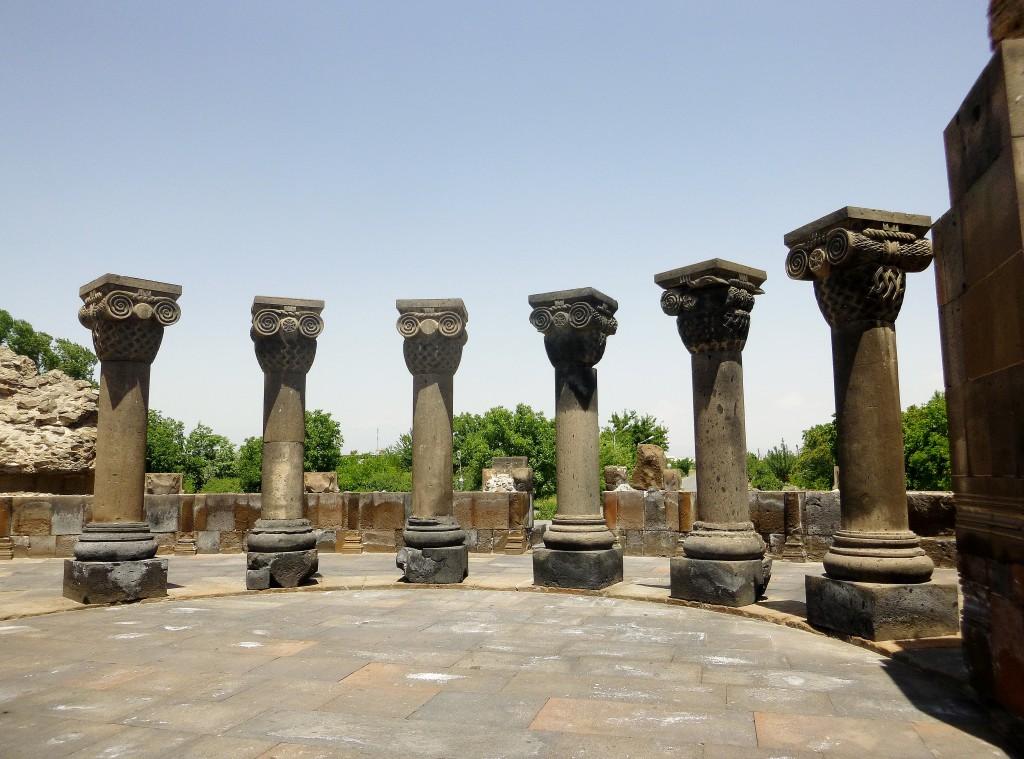Armenia - Zvartnots