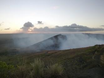 Nicaragua - Vulkanen Masaya