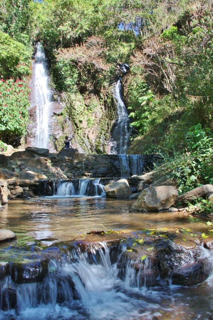 El Salvador - Las Cascadas de Don Juan