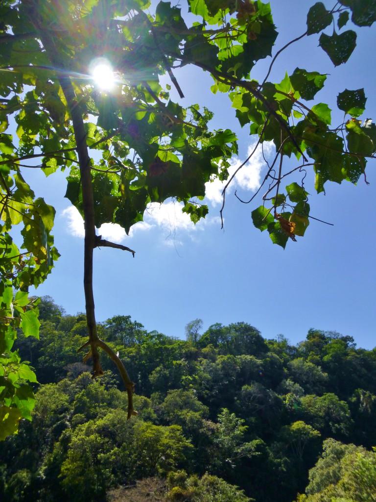 El Salvador - Chorros de Calera
