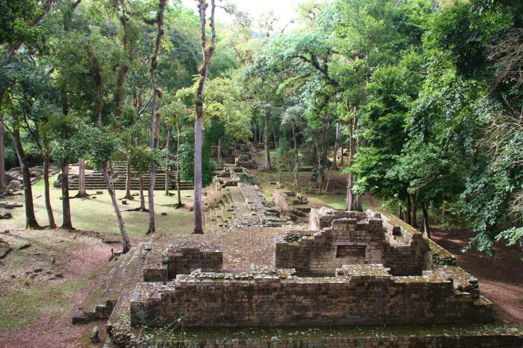 Honduras - Copan