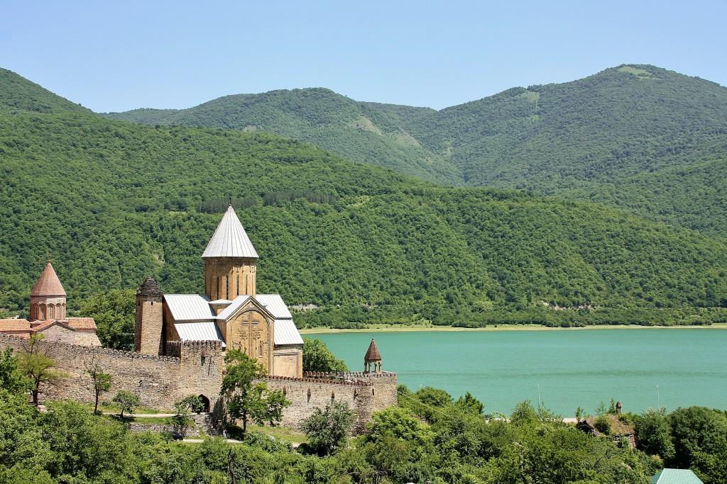 Armenia - Ananuri