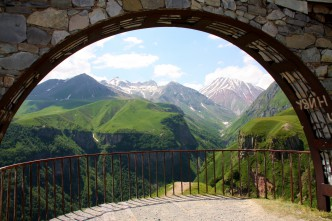 Georgia - Kazbegi