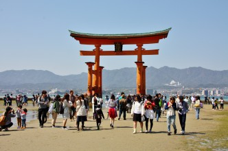 Japan - Itsukushima