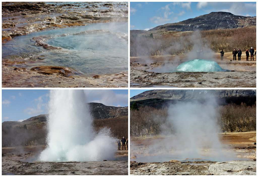 Collage Geysir 1