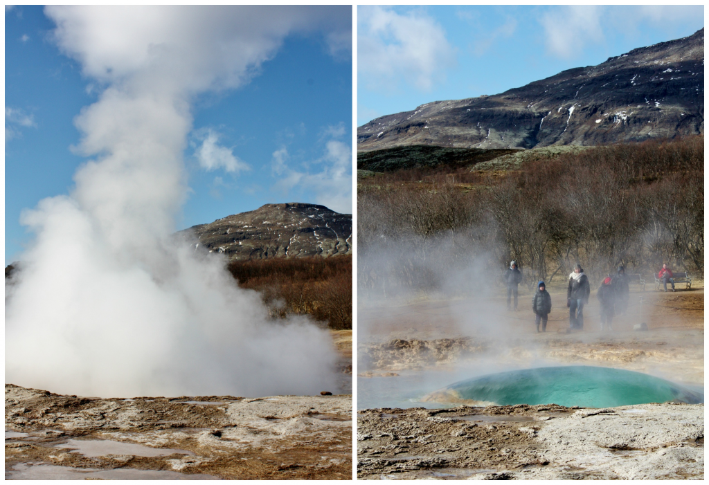 Collage Geysir 5