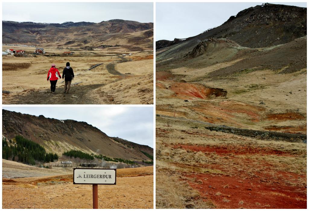 Island - Hveragerdi