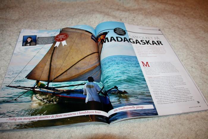 Madagaskar - Anakao - artikkel - reportasje