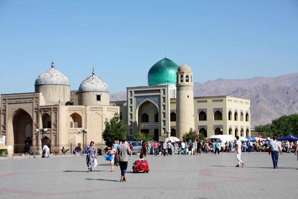 Tadsjikistan - Khujand