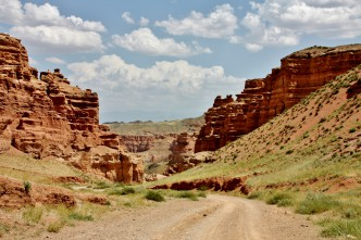 Kasakhstan - Charyn Canyon