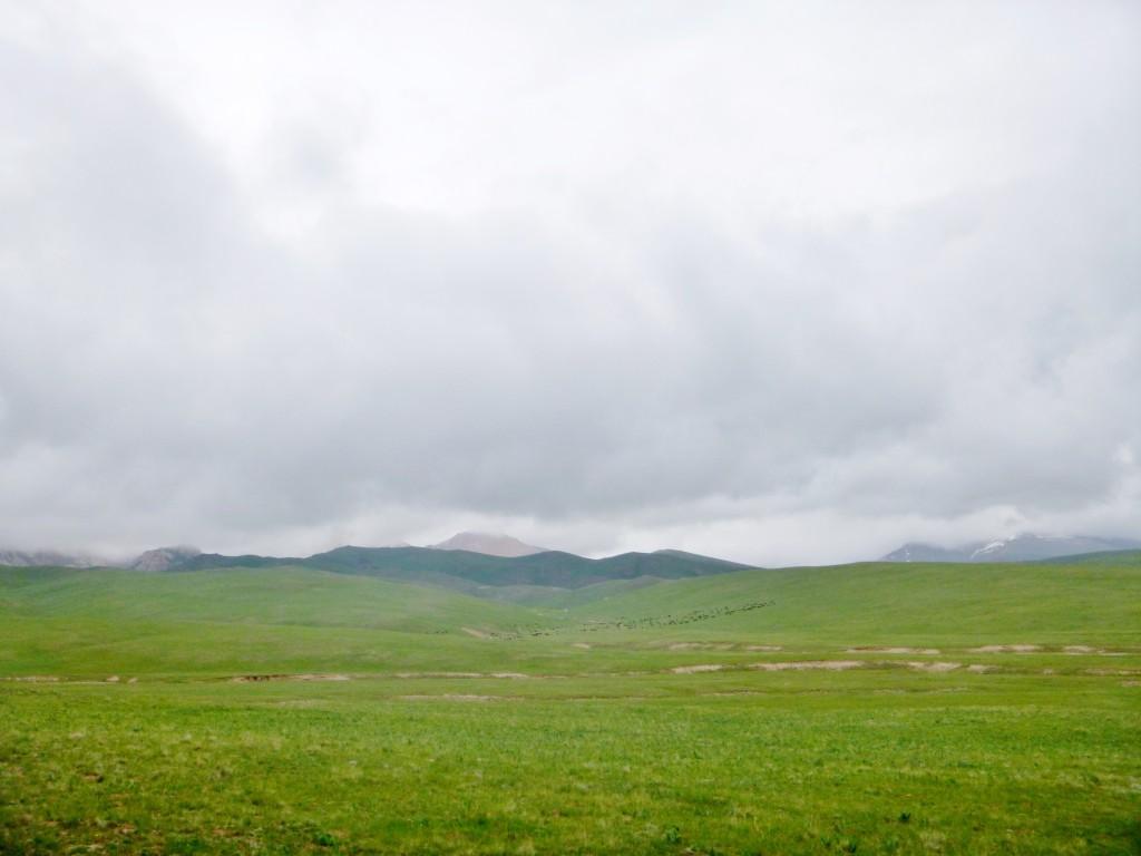 Kirgisistan - Song-Kul