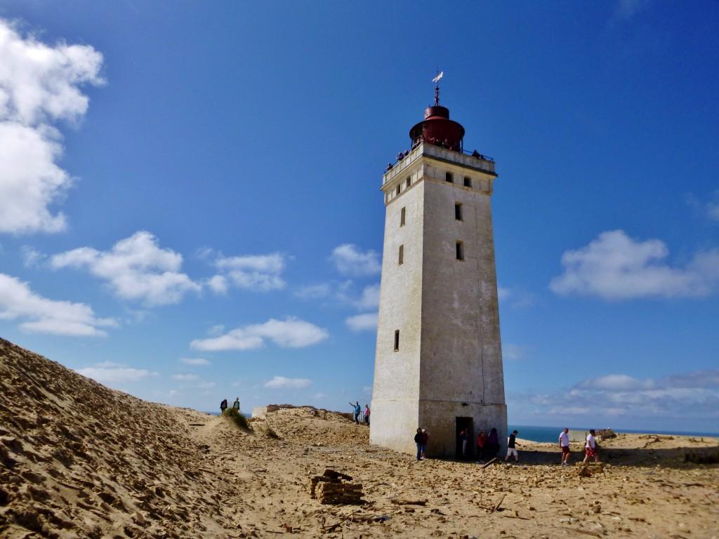 Danmark - Rubjerg Knude