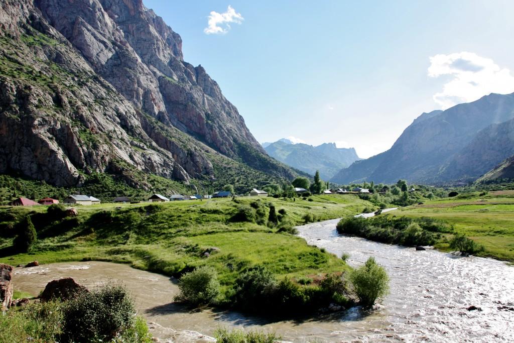Tadsjikistan - Sarytag