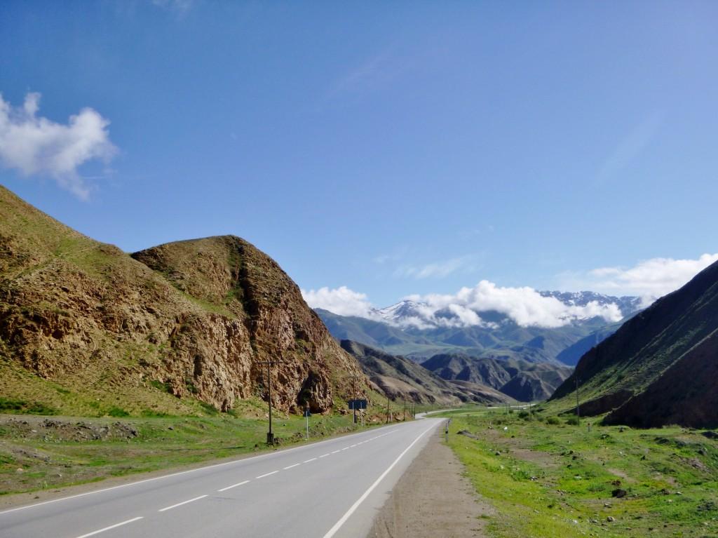 Kirgisistan - Chong-Kemin