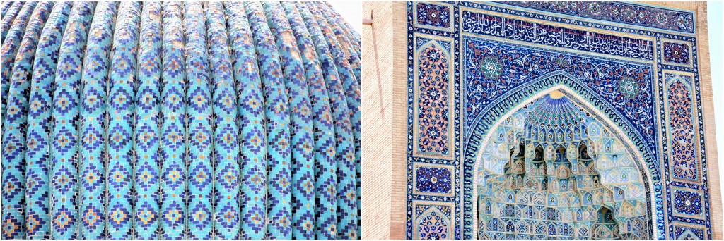 Gur-e-Amir - Samarkand - Usbekistan - 2