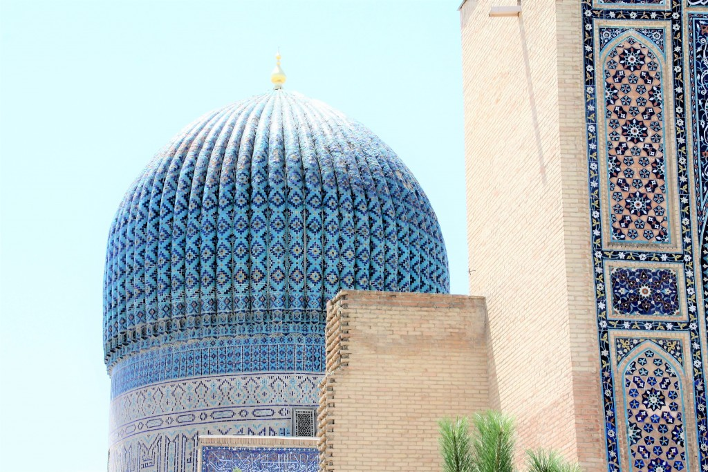 Gur-e-Amir - Samarkand - Usbekistan - IMG_7777 - Kopi