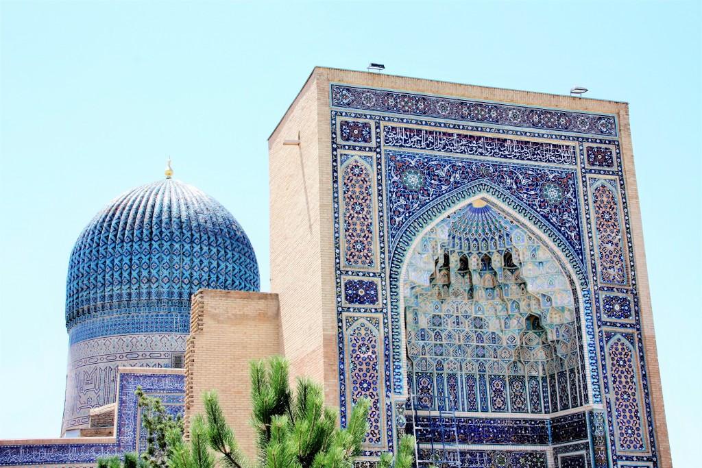 Gur-e-Amir - Samarkand - Usbekistan - IMG_7780 - Kopi