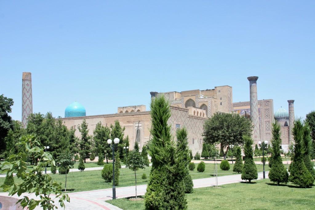 Registan - Samarkand - Usbekistan - IMG_7836 – Kopi
