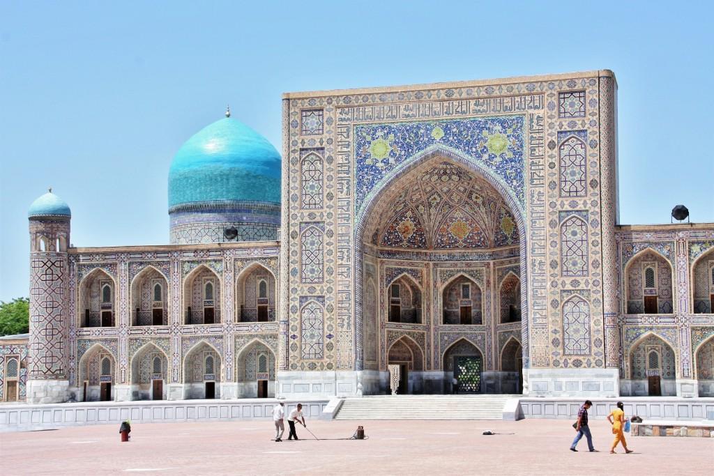Registan - Samarkand - Usbekistan - IMG_7957 – Kopi