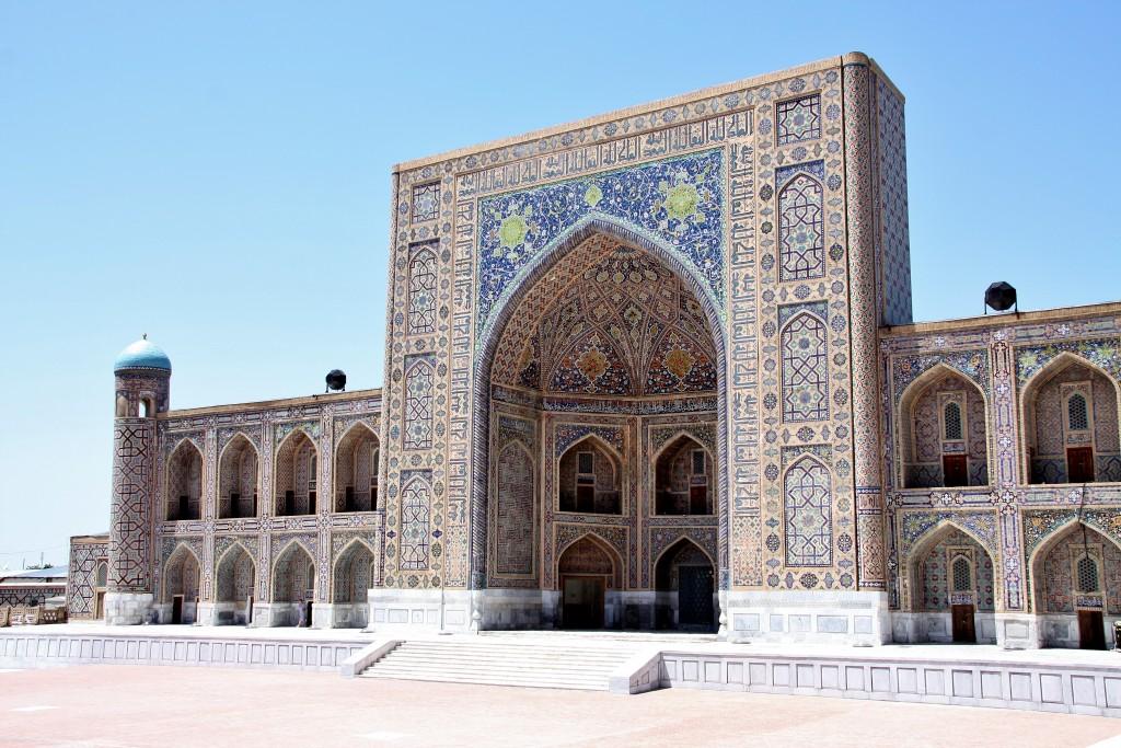 Registan - Samarkand - Usbekistan - IMG_7999 - Kopi
