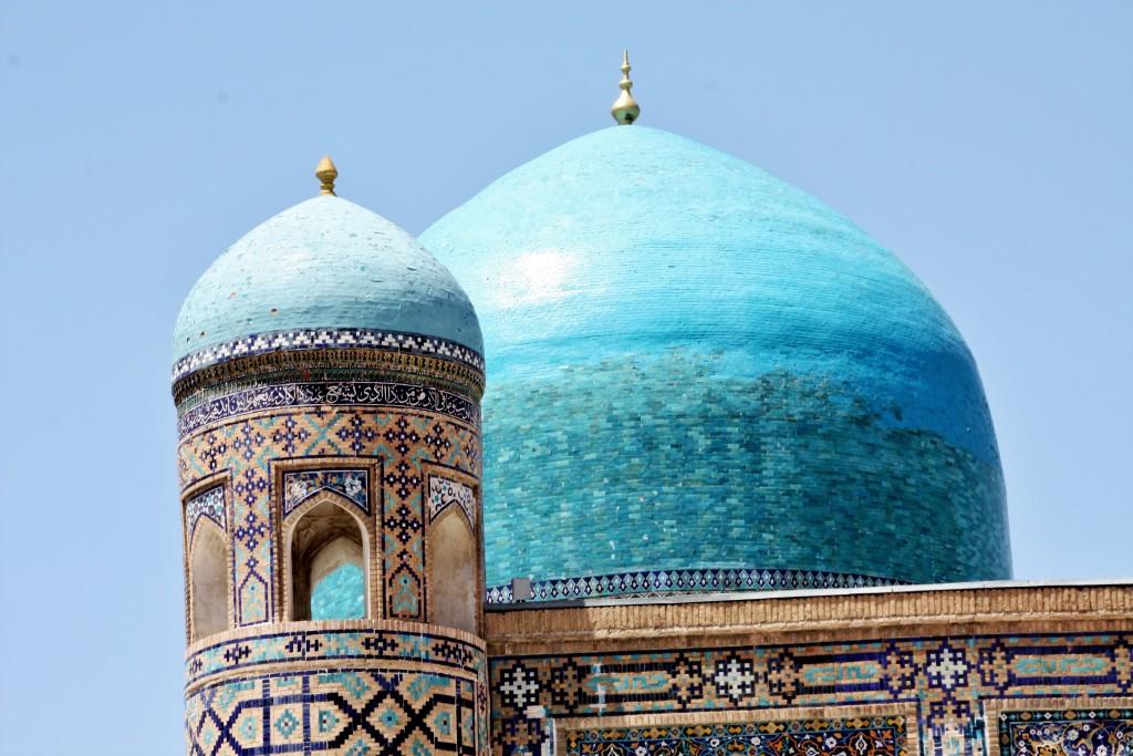 Registan - Samarkand - Usbekistan - IMG_8085 - Kopi