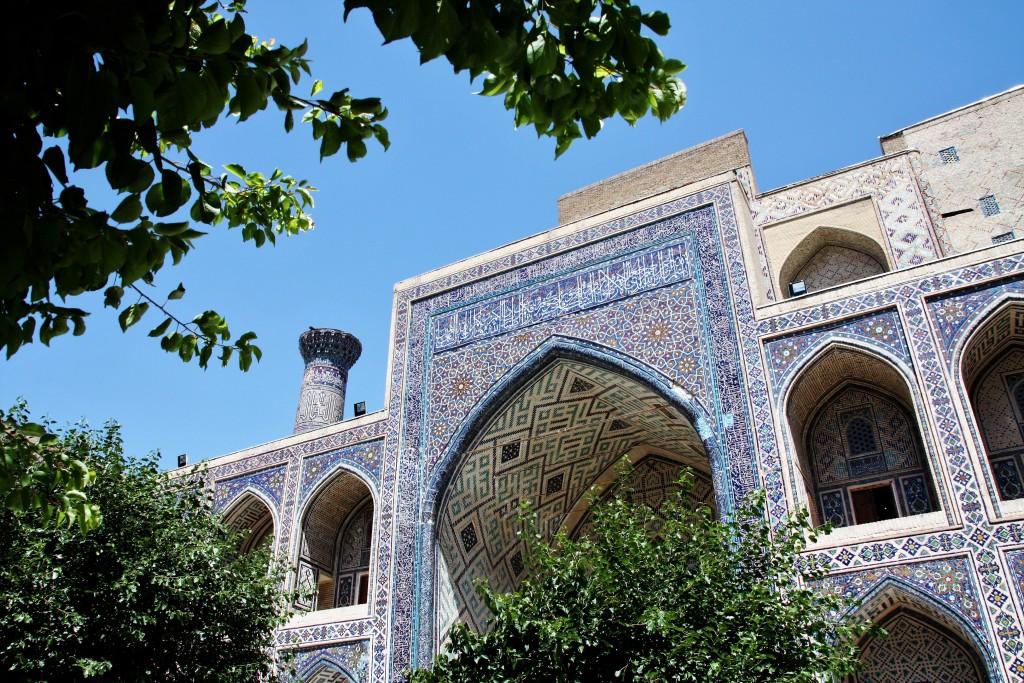 Registan - Samarkand - Usbekistan - IMG_8189 - Kopi