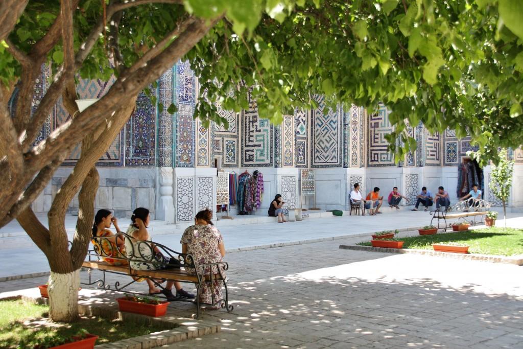 Registan - Samarkand - Usbekistan - IMG_8193 – Kopi