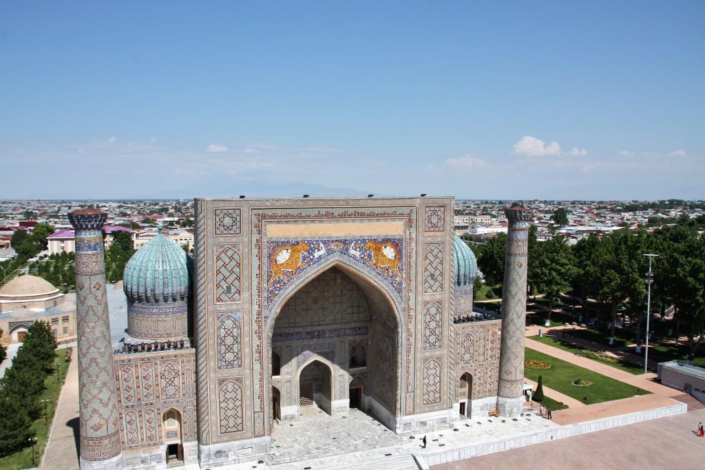 Registan - Samarkand - Usbekistan - IMG_8267 – Kopi