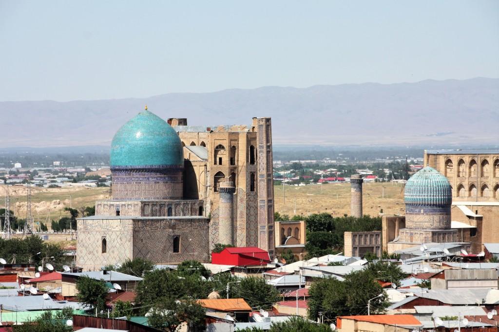 Registan - Samarkand - Usbekistan - IMG_8283 – Kopi