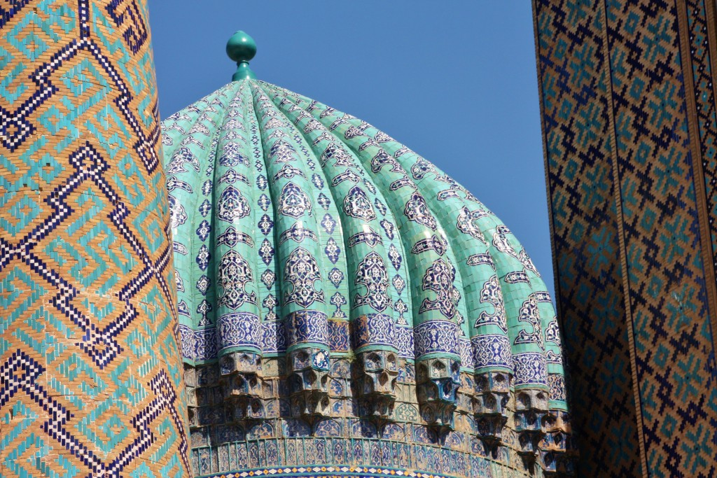 Registan - Samarkand - Usbekistan - IMG_8383 – Kopi