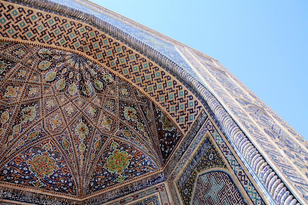 Registan - Samarkand - Usbekistan - IMG_8393 - Kopi