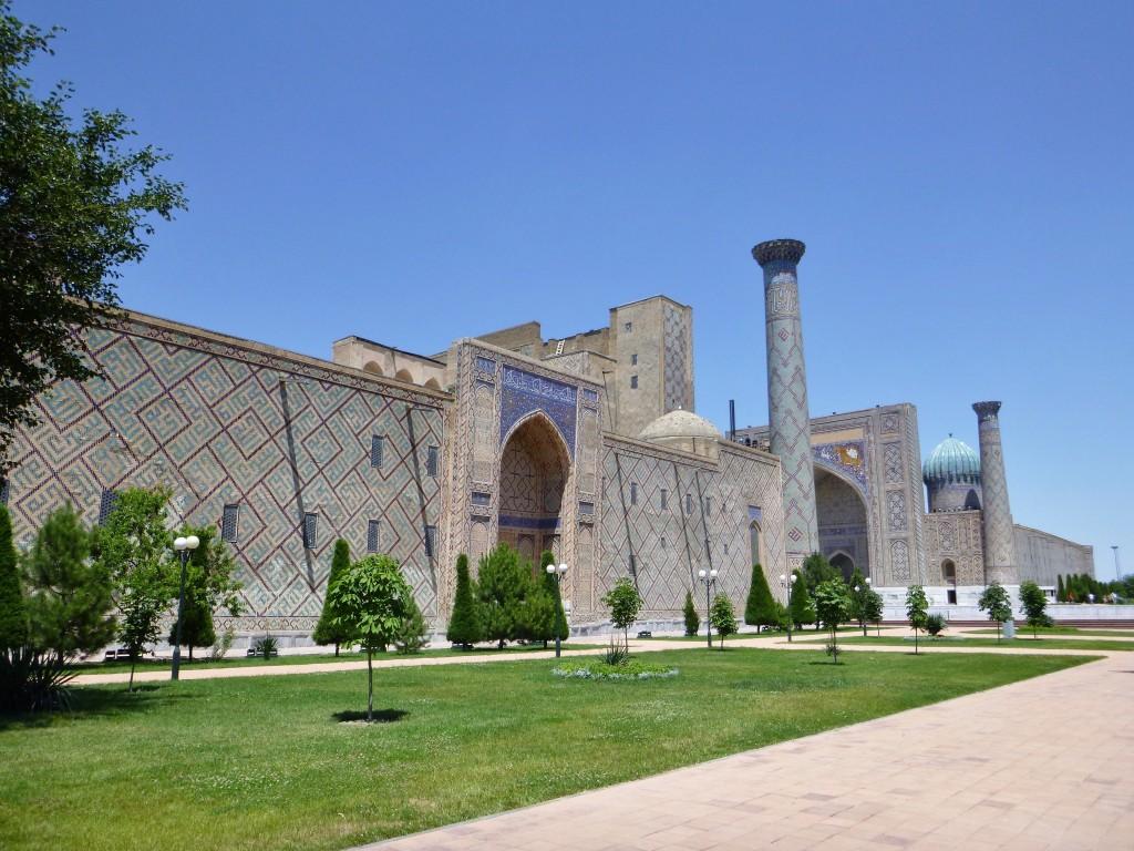 Registan - Samarkand - Usbekistan - P1120007 – Kopi