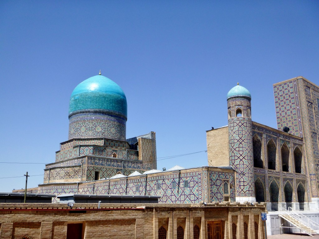 Registan - Samarkand - Usbekistan - P1150037 - Kopi