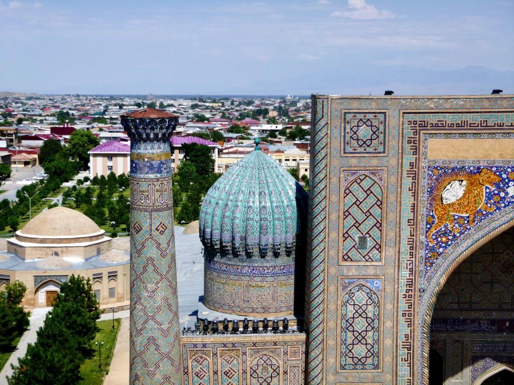 Registan - Samarkand - Usbekistan - P1150149 - Kopi