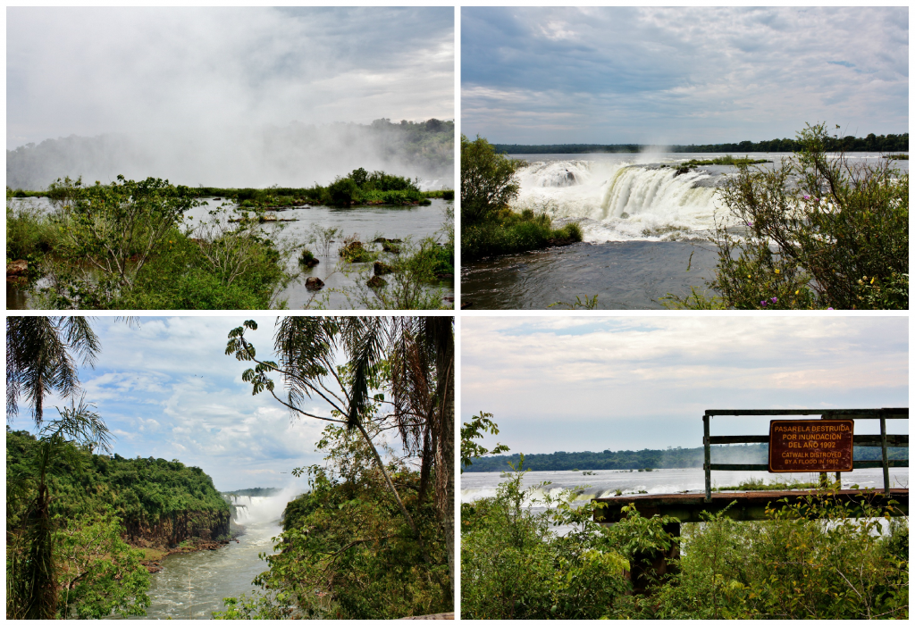 Collage Iguazu 3