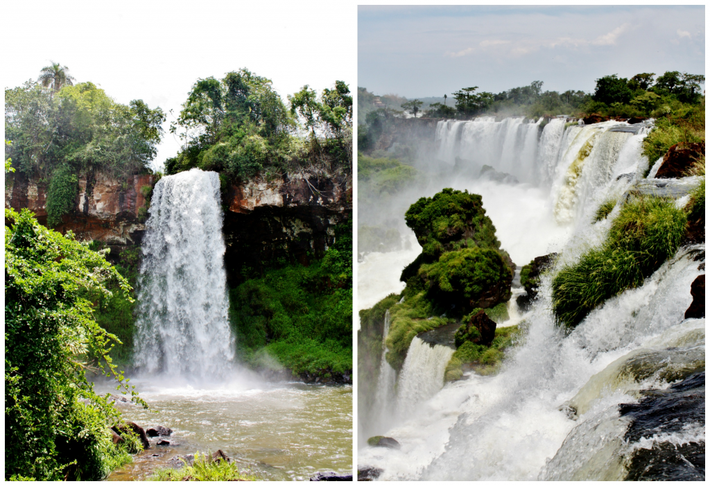 Collage Iguazu 4