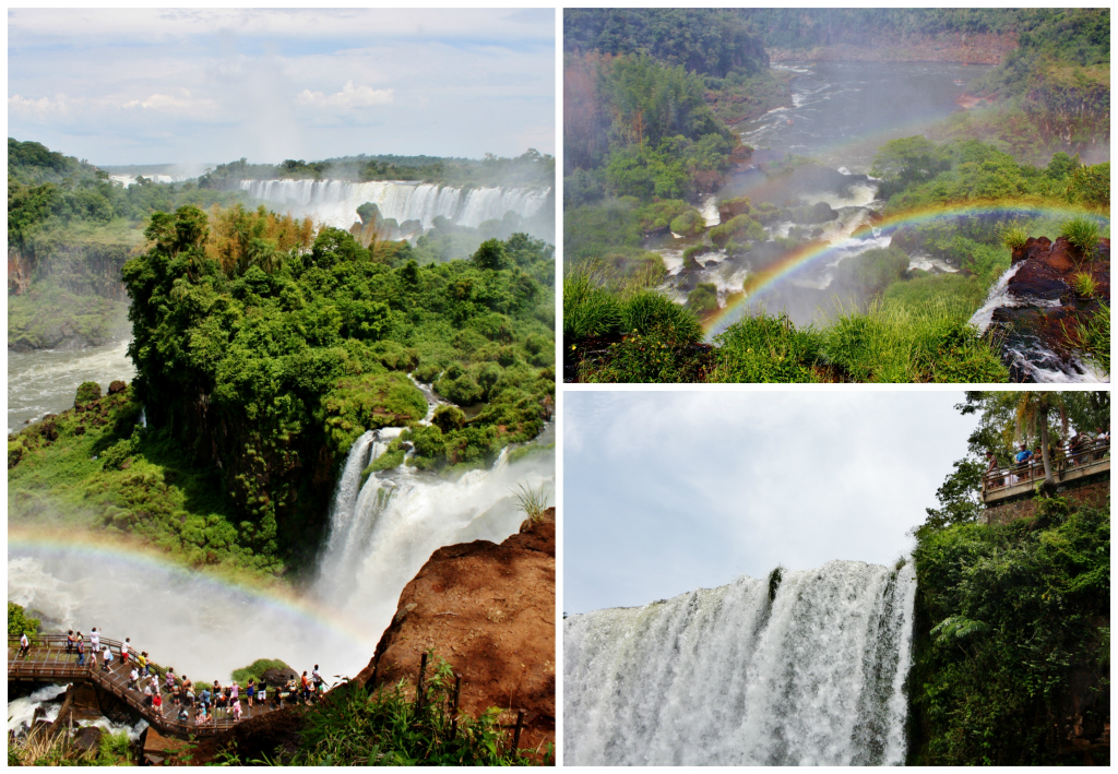 Collage Iguazu 5