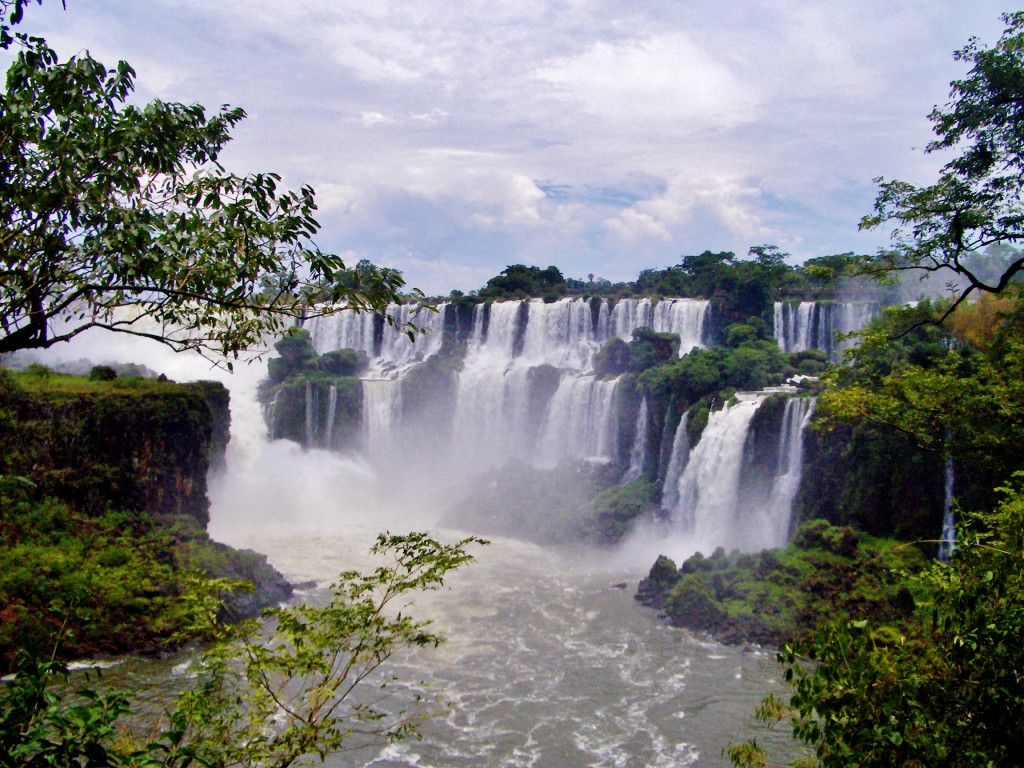 Uruguay, Brasil, Argentina og Paraguay 2008-2009 (676) – Kopi - Iguazu