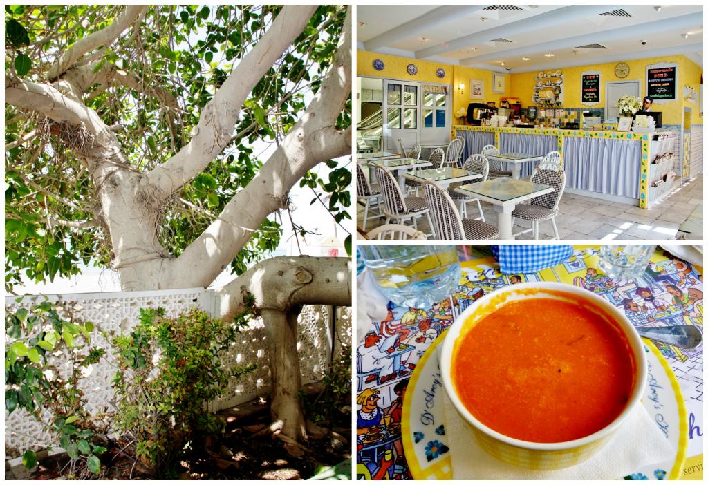 Collage ved Al Qurum Resort 1