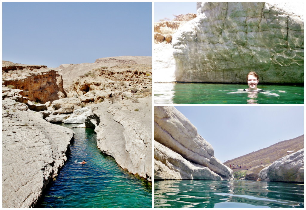 Collage Wadi Bani Khalid