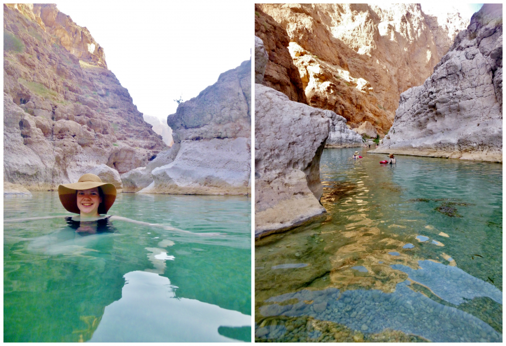 Collage Wadi Shab 2