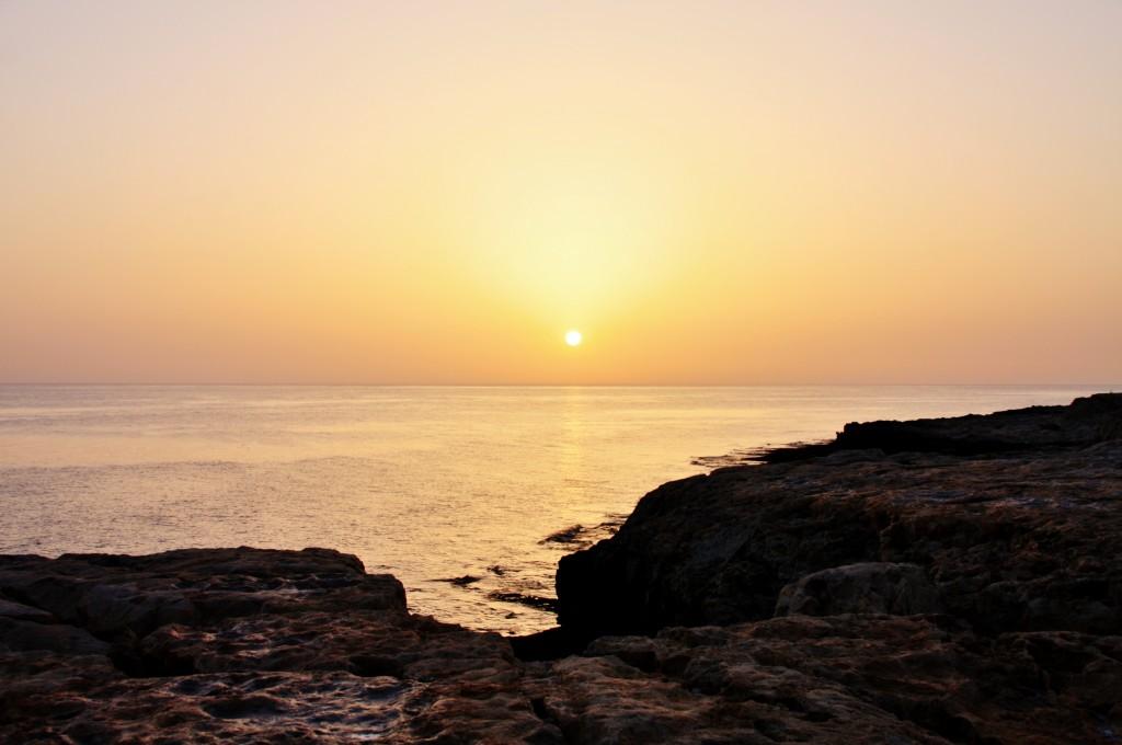 IMG_0965 – Kopi - Oman - telt ved havet