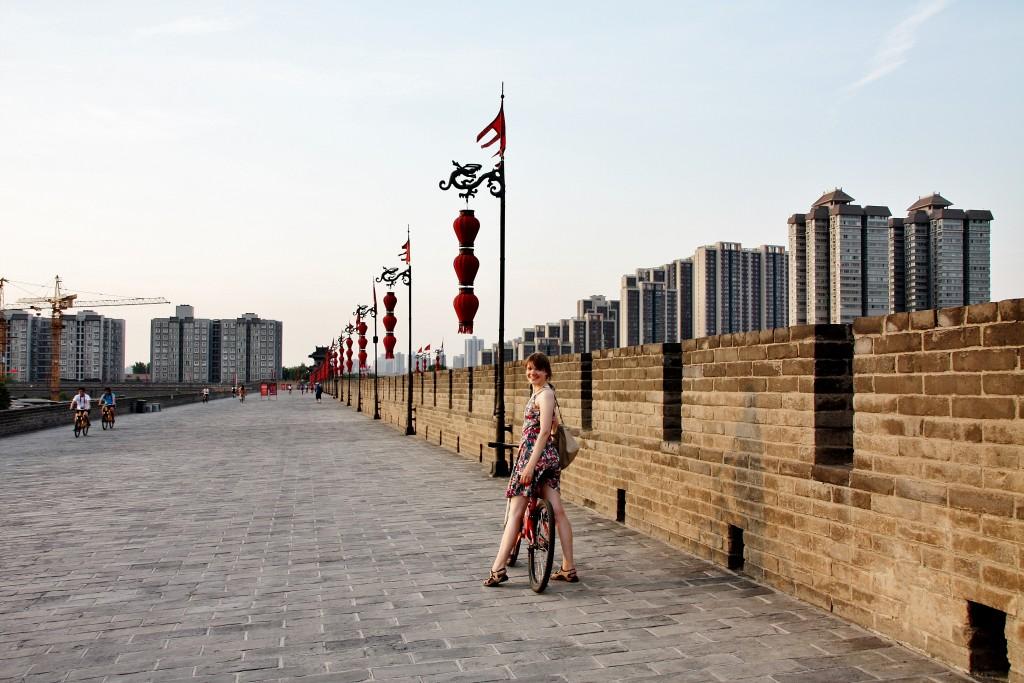 IMG_2789 - Kina - Xi'an - bymur