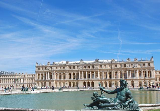 castle-1216937 - Versailles
