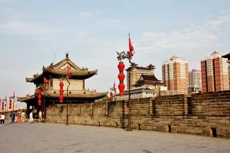 Kina - Bymuren i Xi'an - IMG_2768 – Kopi